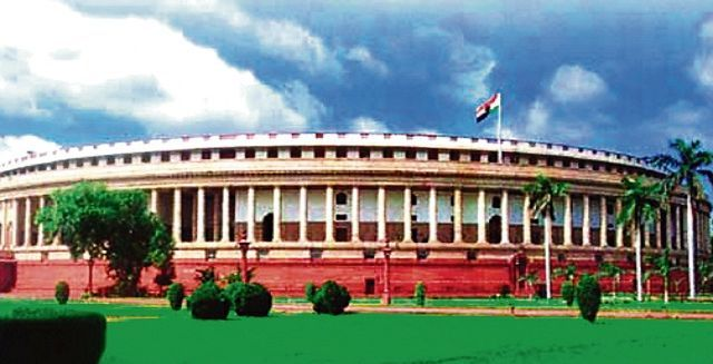 indian parliament pic