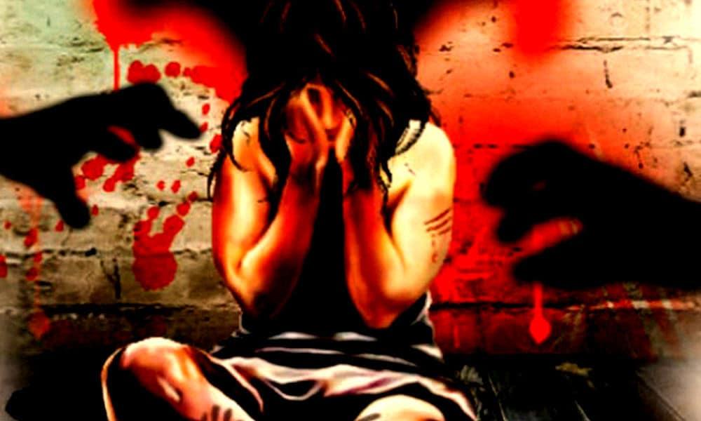 raped girl
