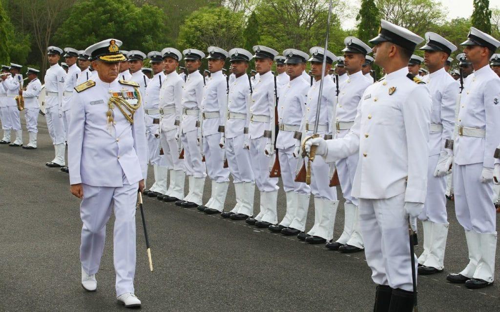indian coast guard navik