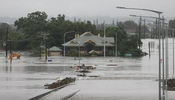 flood aus
