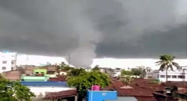bandel tornado