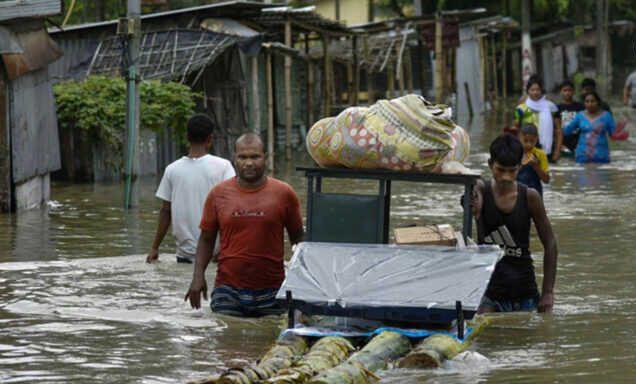 south bengla flood