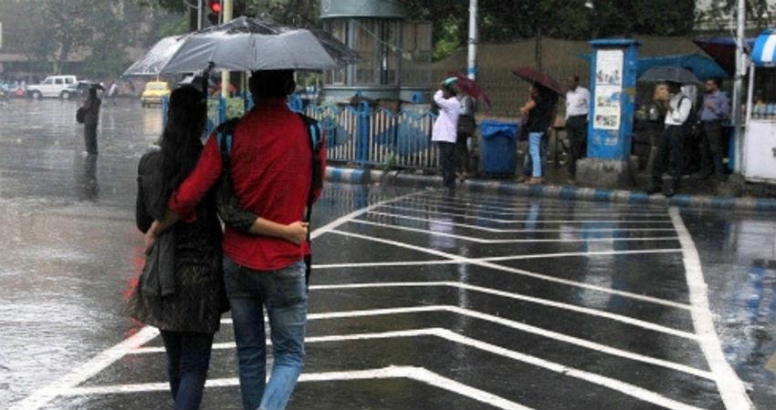 Rain west bengal