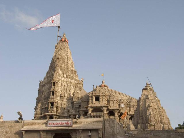 Dwarkadheesh temple