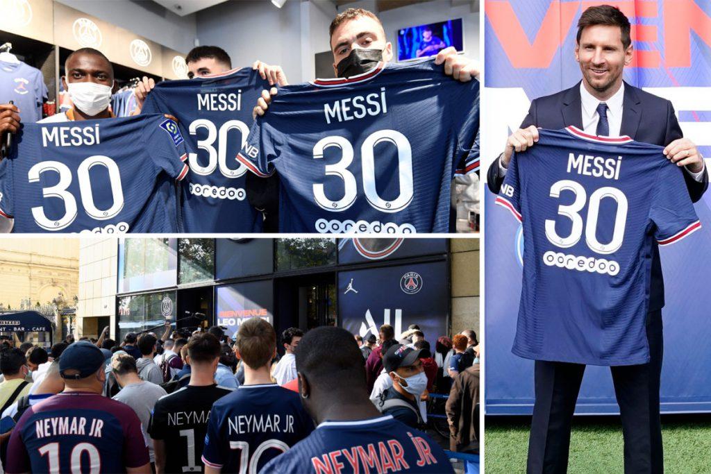 Messi Kits