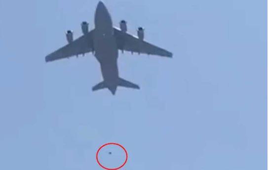 afgan plane