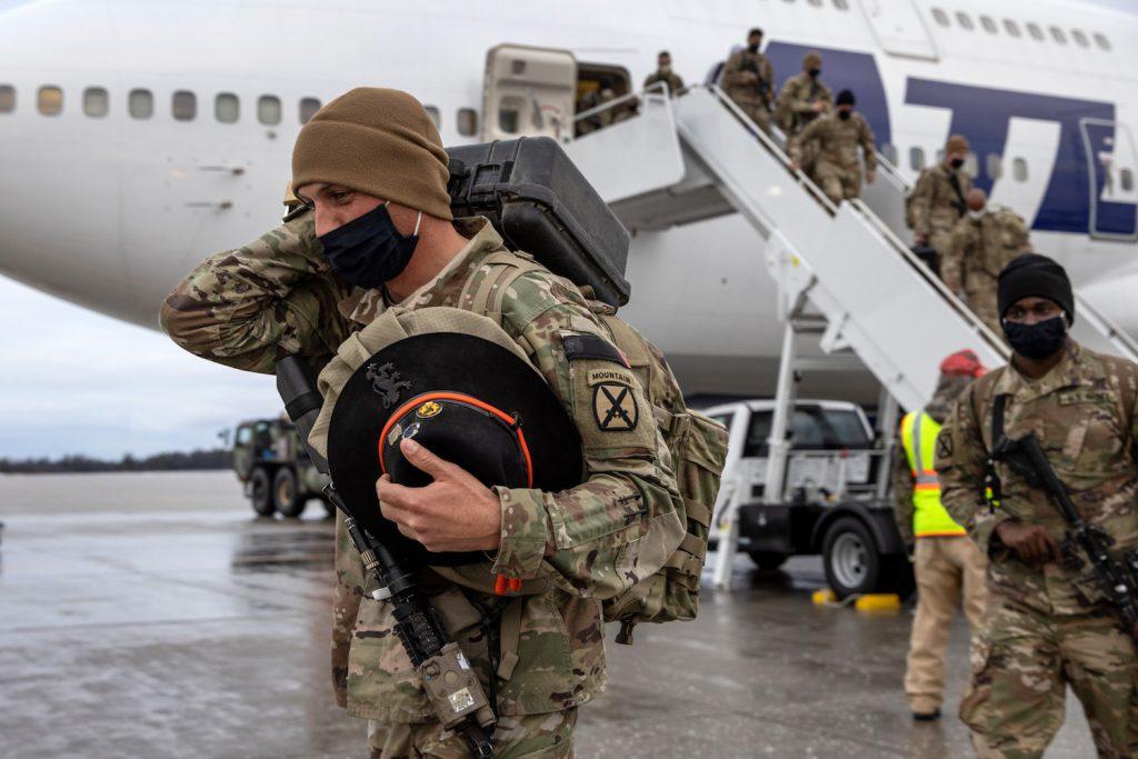 afghanistan us troops withdrawal