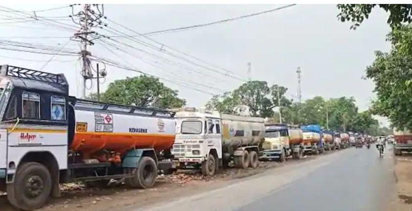 petrolpump strike