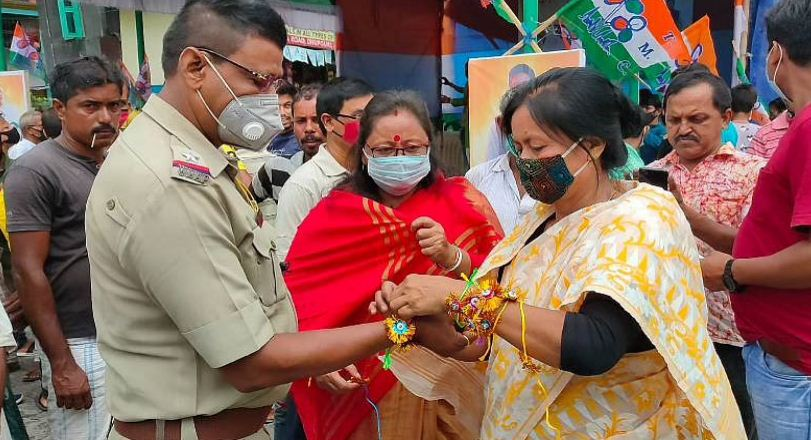 rakhi police