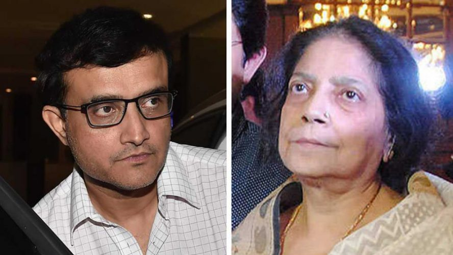 sourav ganguly mother scaled
