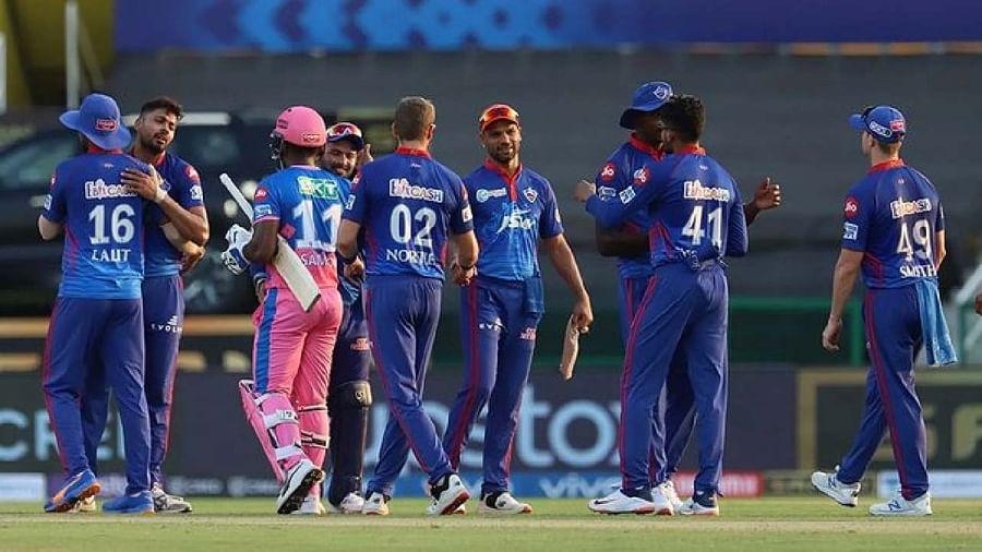 Delhi Capitals beat Rajasthan Royals by 33 runs in IPL 2021