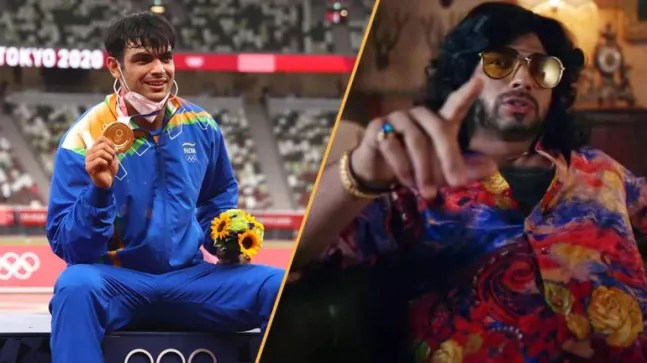 Neeraj Chopra shows off his acting skills in snazzy advertisement