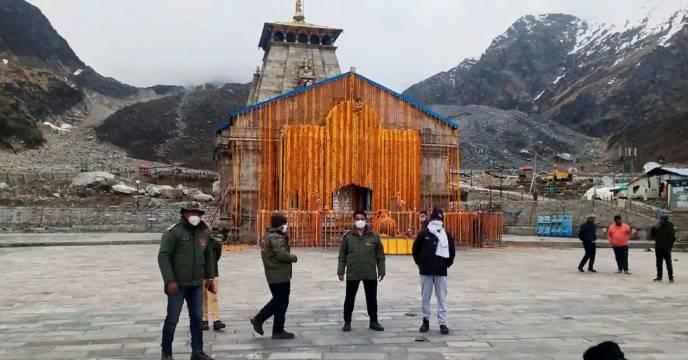 kedarnath yatra 2