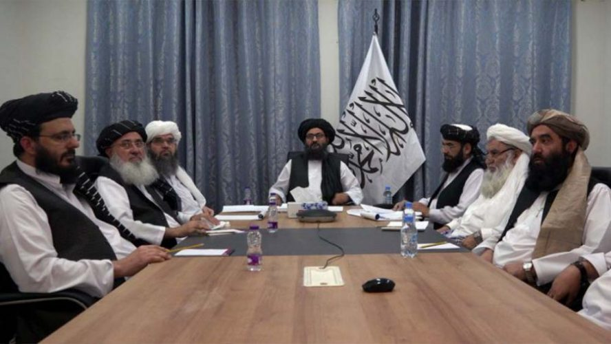 taliban meeting scaled