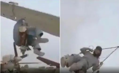 taliban plane
