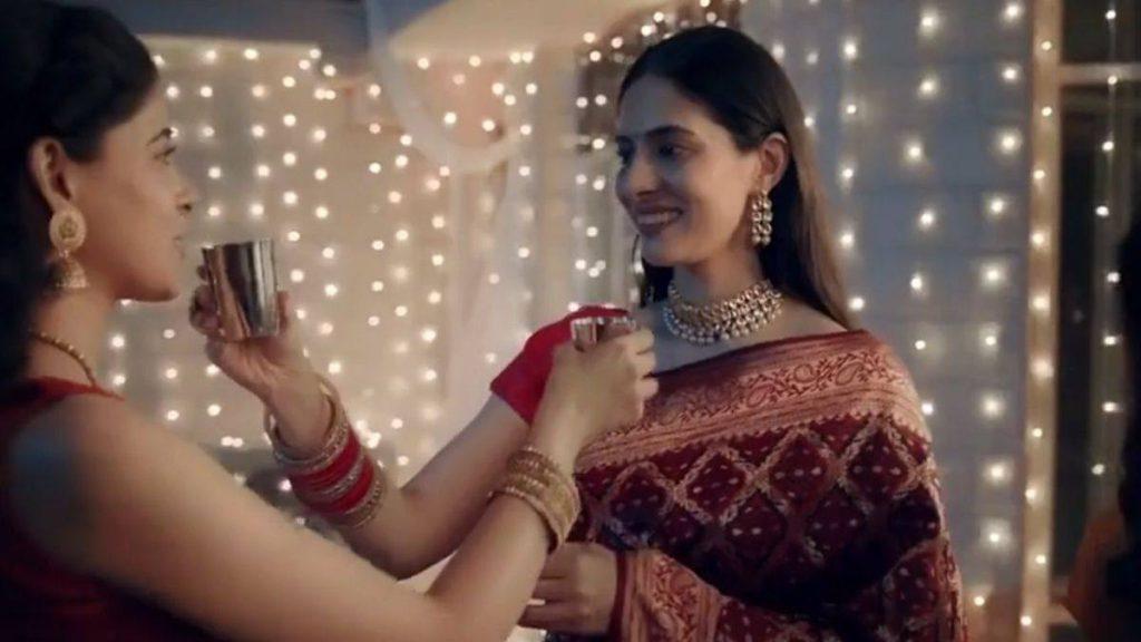 Dabur Incites Hindus Sentiments by showing lesbian karwa chauth
