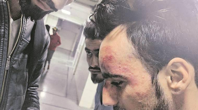Kashmiri Students3
