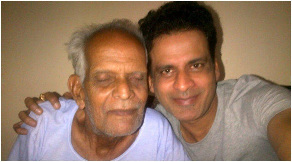 Manoj Bajpayee father